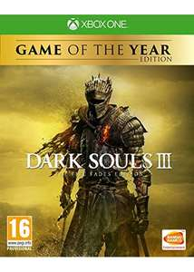 Dark Souls 3 The Fire Fades – Game of the Year Edition (Xbox One & PS4) für je 43,54€ inkl. VSK (Base.com)
