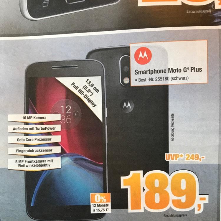 [lokal] Expert Bening Motorola G4 plus