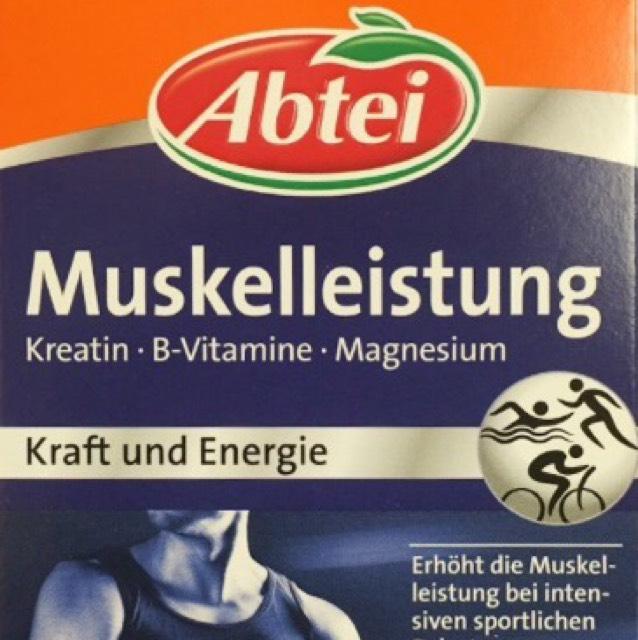 Abtei Muskelleistung mit Kreatin [Dresden]