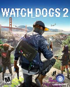 Watch Dogs 2 (PC/PS4/XBox One) 50% Rabatt bei Uplay