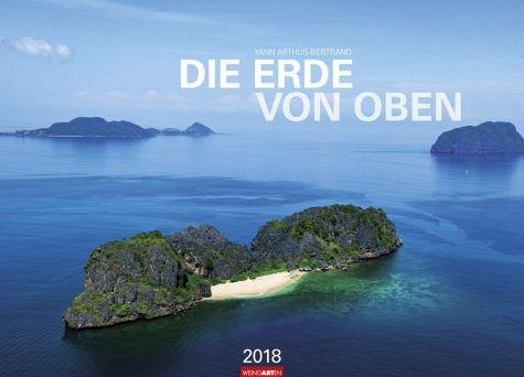 [bücher.de] Die Erde von oben Kalender 2018 vorbestellen