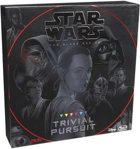 "Hasbro Trivial Pursuit Star Wars Edition ""The Black Series"" fürn Zwanni bei Real"