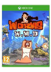 Worms W.M.D. (Xbox One) für 18,45€ inkl. VSK (Base.com)