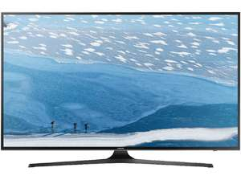 Samsung UE60KU6079 (60'' UHD Edge-lit Dimming HDR, 1300Hz [interpol.], Triple Tuner, 3x HDMI, 2x USB, LAN + WLAN mit Smart TV, CI+, VESA, EEK A) für 844€ versandkostenfrei [Mediamarkt]