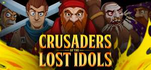 [STEAM] Jeweled Chest Ingame Code für das kostenlose Spiel Crusaders of the Lost Idols @Orlygift