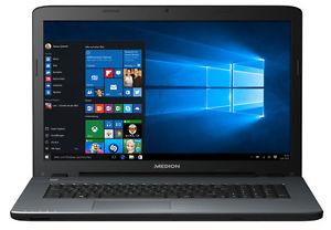 """MEDION AKOYA P7641 MD 99856 Notebook 43,9cm/17,3"""" Intel i7 128GB SSD 1TB 8GB"""