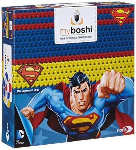 Myboshi Superhelden - Superman, Häkel-set 3,11€ [AMAZON PLUS]