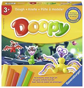 [AMAZON PLUS] Ravensburger 18426 - Doopy Monster Knetspielzeug Knete