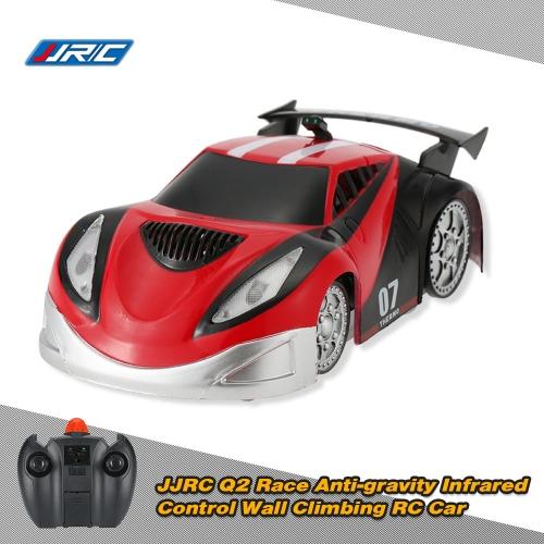 Original JJRC Q2 Ferngesteuertes Rennauto mit Infrarot Sensoren, fährt Wände hoch Racing Car