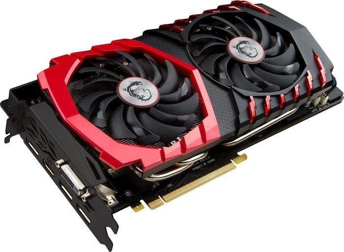 MSI Geforce GTX 1070 Gaming X 8G + For Honor / Ghost Recon für 403,19€ - 40€ Cashback = 363,19€ [Amazon.fr]