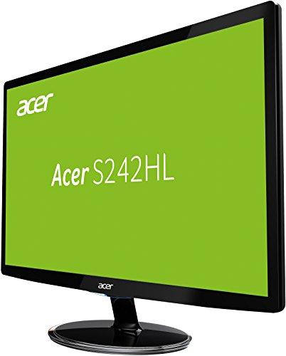 """Acer S242HLDBID für 119€ - 24"""" TN Panel Monitor mit 1ms Reaktionszeit"""