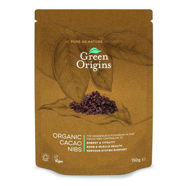 2 x Bio Kakao Nibs von Green Origins für 11,70 € inkl. Versand  statt 14,00 € [naturprodukte.shop]