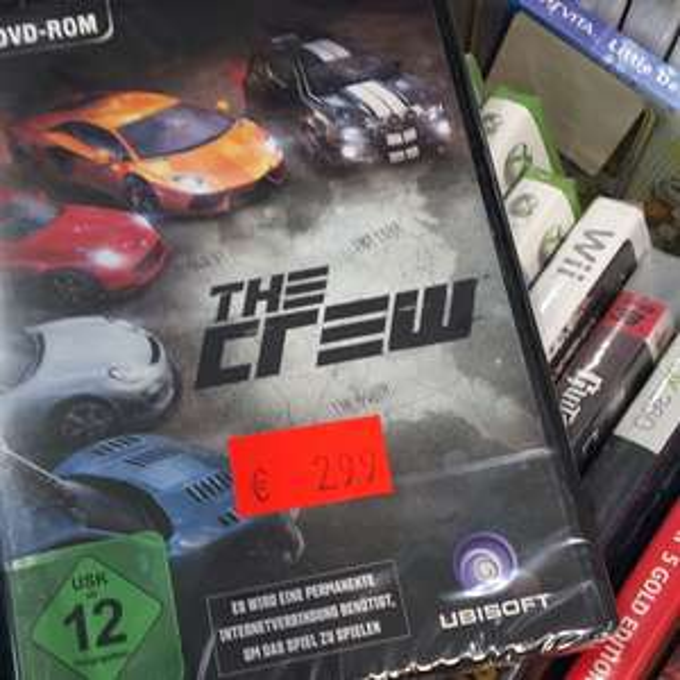 THE CREW bei Johann und Wittmer für 2.99€