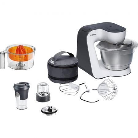 Bosch StartLine MUM50145 für 159€ - Multifunktions-Küchenmaschine mit 800 Watt und Zubehör
