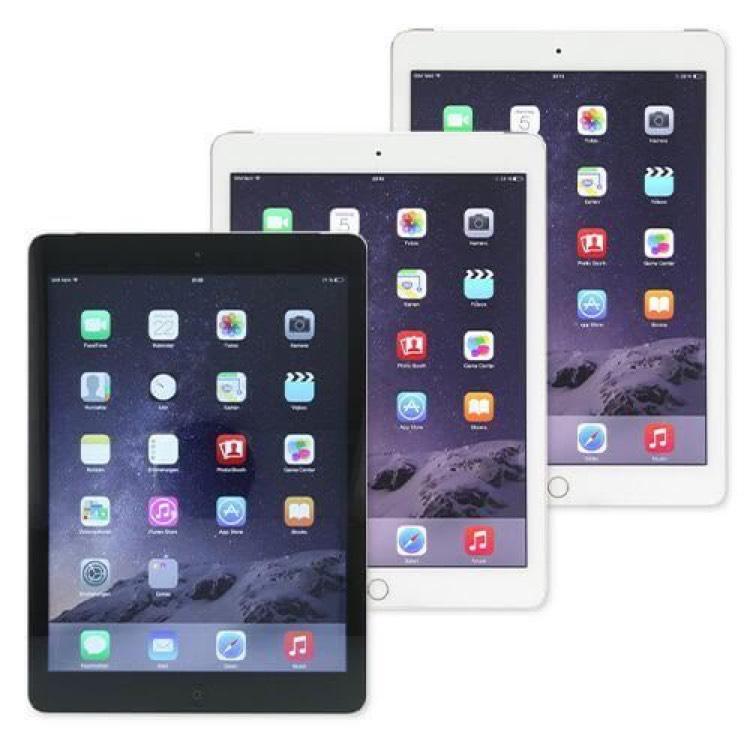 [ebay] iPad Air 2 32GB Wifi (generalüberholt)