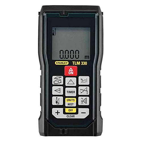 Stanley Laser-Entfernungsmesser TLM330 bis 100m Genauigkeit +-1mm für 147,07€ [amazon.it]