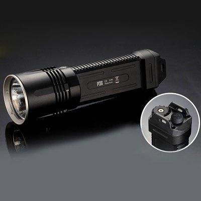 [Gearbest] Nitecore P36 LED Taschenlampe CREE MT-G2 2000 Lumen für 63,89€ inkl. Versand