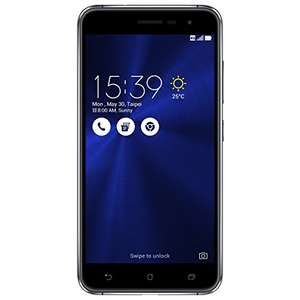Tagesangebot! Asus Zenfone 3 - ZE520KL Dual-SIM (5,2'' FHD, Snapdragon 625, 4GB RAM, 32GB eMCP, 16MP 3fach AF OIS 4K Video, USB Typ-C, Android 7) [Amazon.fr] - (WHD-s ab 229 €)