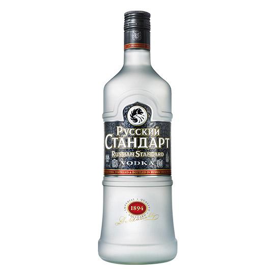 LOKAL: Real Wetzlar - Russian Standard Wodka 1.5L Flasche