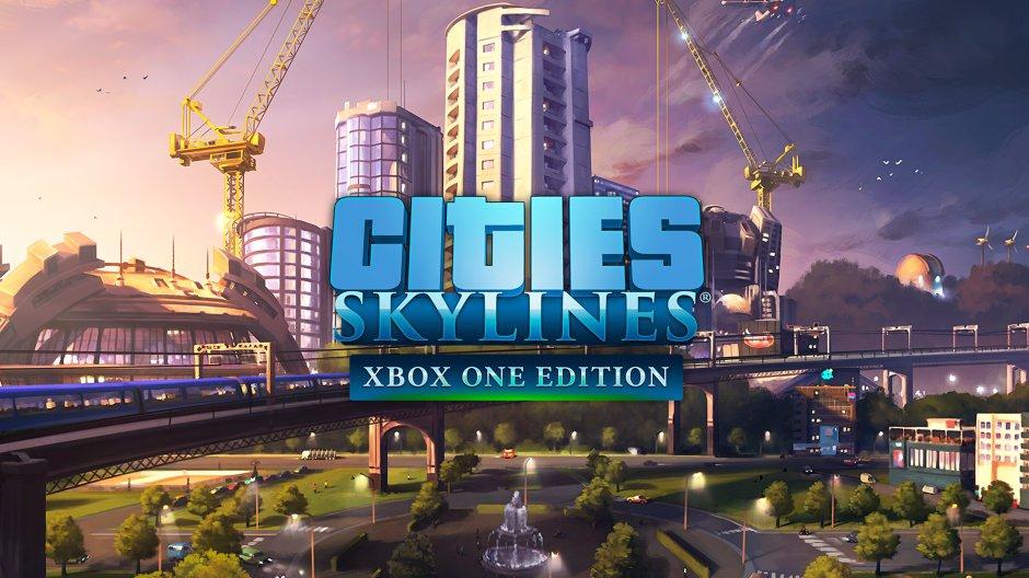 City: Skylines für Xbox One / Versandkostenfrei