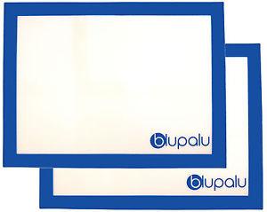2 Stück Silikon/glasfaser Backunterlagen mit 30% Rabatt für 9,94€ inklusive Versand bei eBay