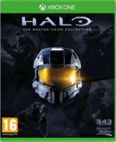 Halo: The Master Chief Collection (Xbox One Retail) für 15,48€ inkl. VSK (Game UK)