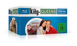 King of Queens HD Superbox (Bluray) für 47,99€ [Thalia]