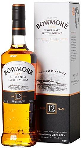 [Amazon] Bowmore 12 Jahre Islay Single Malt Scotch Whisky (1 x 0.7 l) @Prime