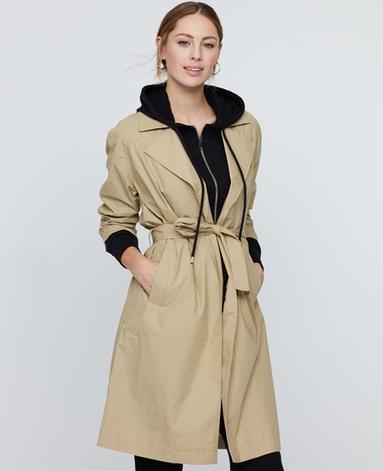 Achtung, Mädels: Mid Season Sale bei Gina Tricot mit Kleidern ab 4€, z.B. Trenchcoat für 15€ mit Filialversand statt 49,95€