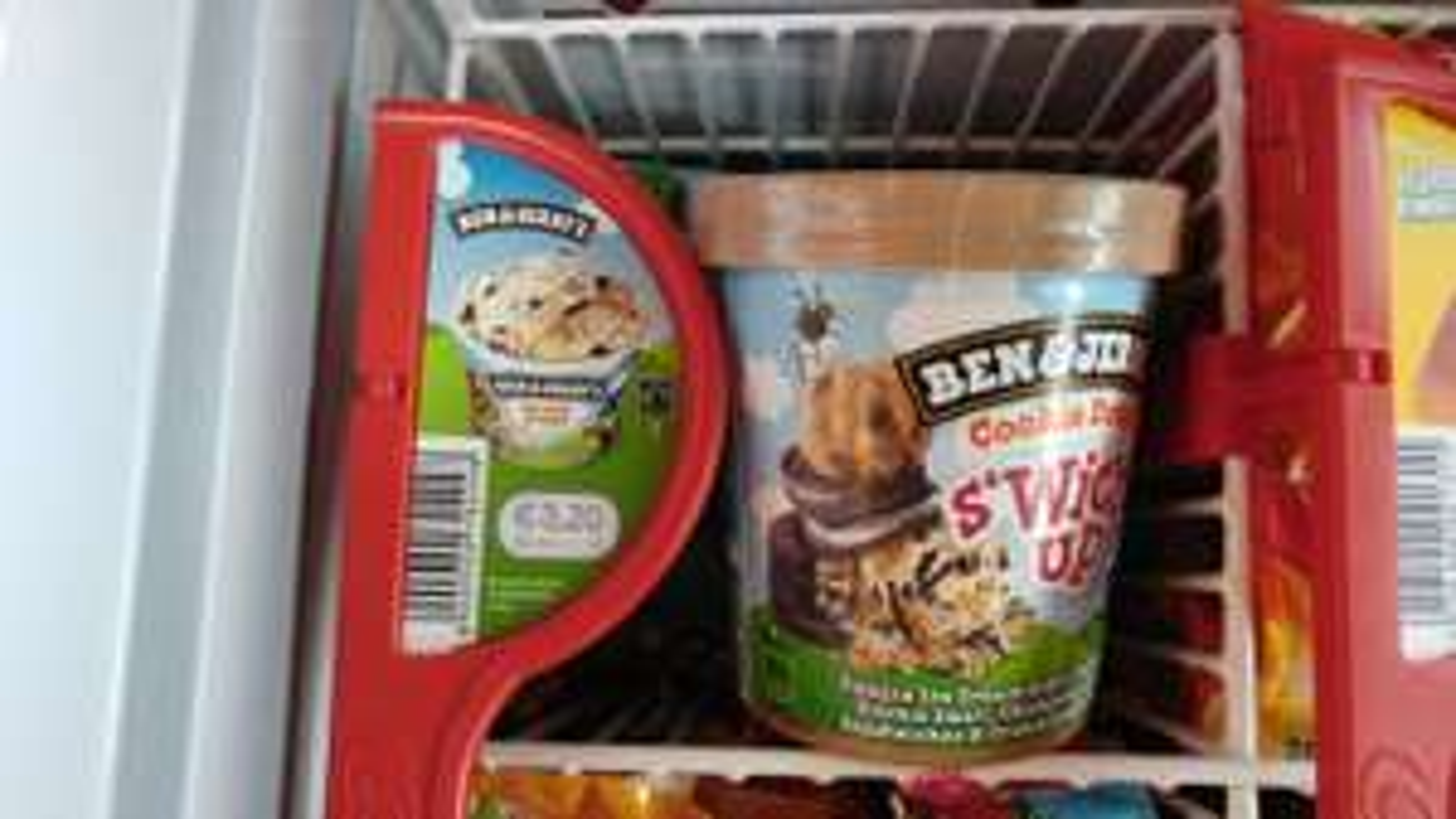 [Lokal 27711] 500gr. Becher Ben & Jerry's Eis