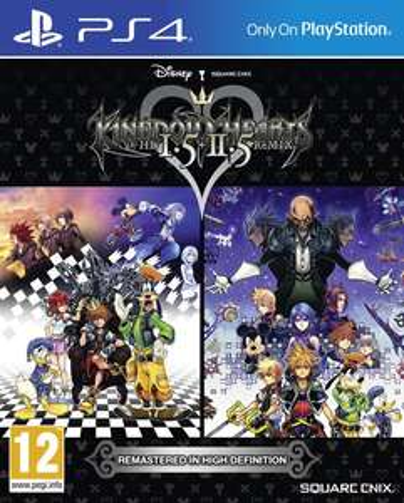 Kingdom Hearts HD 1.5 + 2.5 Remix (PS4) für 34,99€ inkl. VSK (Coolshop)