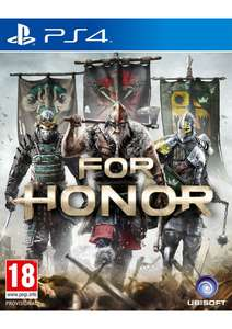 For Honor (PS4) für 32,69€ inkl. VSK (Simplygames)