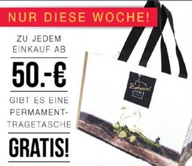 [lokal Bottrop/Düsseldorf/Gladbeck/Oberhausen] Gratis Permanent-Tragetasche ab einem Einkauf von 50,00€ @ EDEKA Zur Heide Märkte