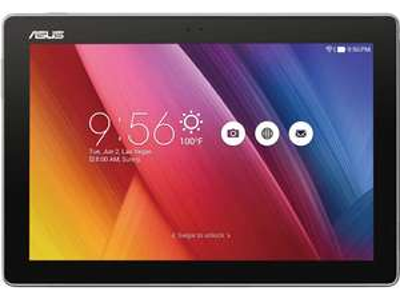 [Saturn] ASUS ZenPad 10 (Z300M), Tablet mit 10.1 Zoll, 128 GB Speicher, 2 GB RAM, Android 6.0 (Marshmallow) + ZenUI, Dark Grey,W-Lan ab 199,-€
