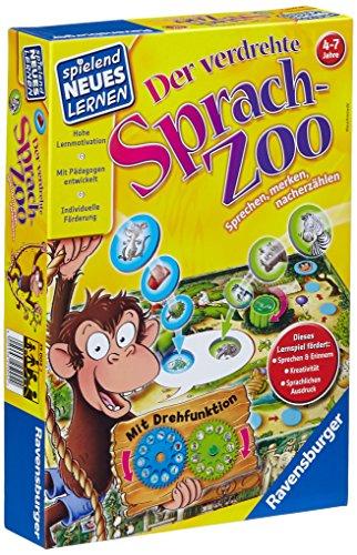 Ravensburger - Der verdrehte Sprach-Zoo für 7,99€ mit [Amazon Prime]