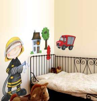 50€ Wertgutschein für beiwanda.de (Wandtattoos) für 16,95€ kaufen bei [Limango] Viele Motive fürs Kinderzimmer: Janosch, Disney, Sharky