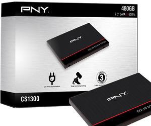 """[mediamarkt @ebay.de] PNY CS1311 SSD 2.5"""" 480 GB"""