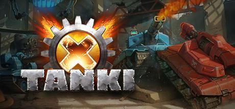 Kostenlos Steam Tanki X Veröffentlichung: 20. Apr. 2017