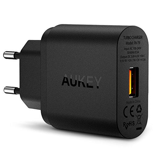 [Amazon Prime] AUKEY Quick Charge 3.0 USB Ladegerät