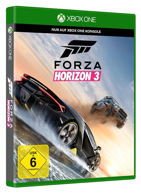 Forza Horizon 3 XBOX ONE Amazon Italien Neu
