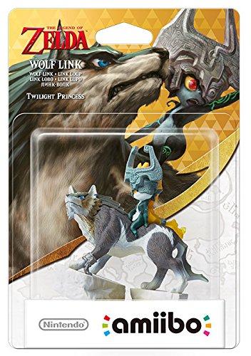 [Amazon] Wolf Link Amiibo 19,99€ für Prime Mitglieder AUF LAGER