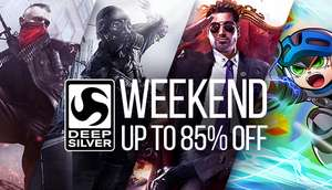 Humble Store Deep Silver Sale z.B Deadlight Director´s Cut (Steam) für 3,59€, Nail´d (Steam) für 1,24€, Saints Row Ultimate Franchise Pack​ (Steam) für 12,49€ uvm.