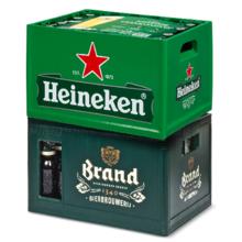 [GRENZGÄNGER NL] PLUS - 1 Kiste 0,3L/0,72L Heineken 8,99 + Pfand