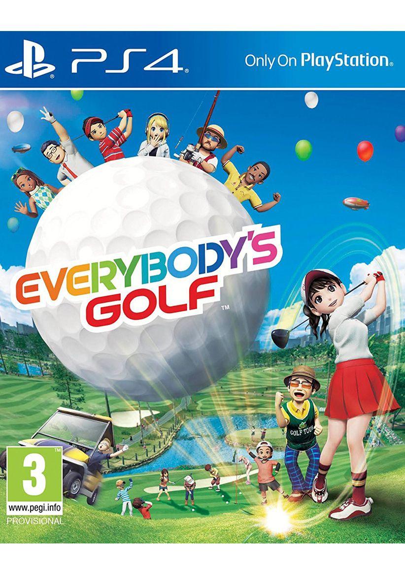 Everybody's Golf (PS4) für 34,47€ inkl. VSK (Simplygames)