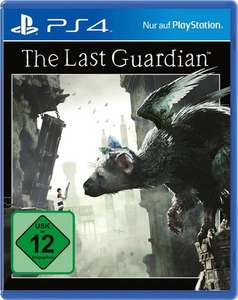 The Last Guardian (PS4) für 23,39€ [Bestandskunden] [Otto]
