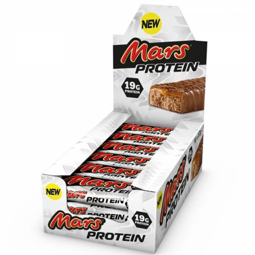 [BodyandFit.de] 18x Mars Protein Riegel oder Snickers Protein für 26,91 versandkostenfrei + Pulverbox