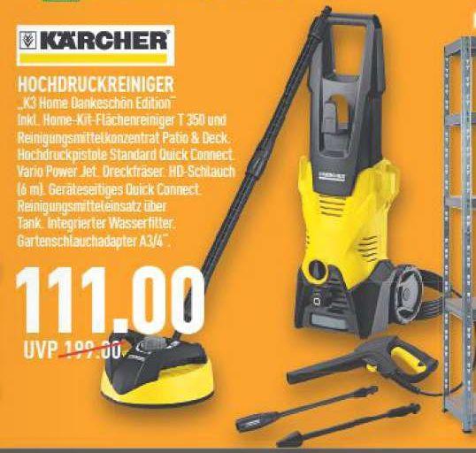 [Marktkauf Rhein-Ruhr 27.-29.04.] Kärcher K3 Home Dankeschön Edition für 111€ (PVG ~155€)