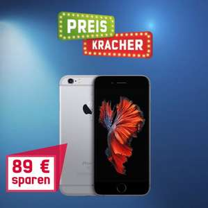 Apple iPhone 6s 32 GB alle Farben