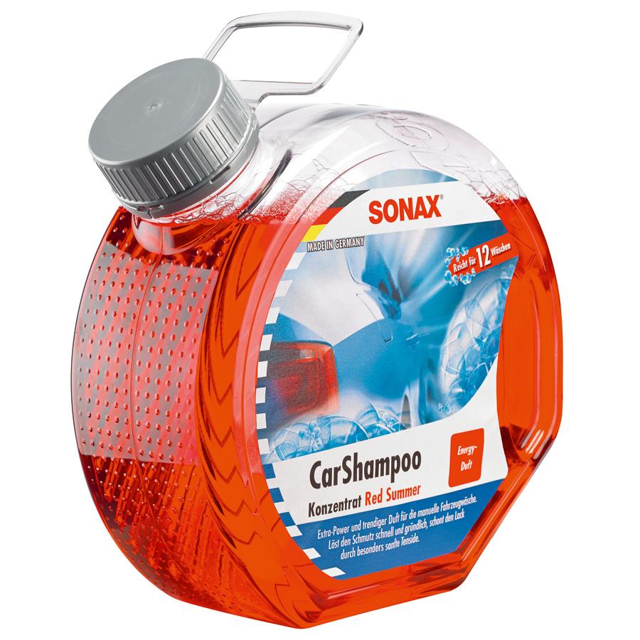 [lokal @ ATU] SONAX 217400 CarShampoo Konzentrat Red Summer 3 l
