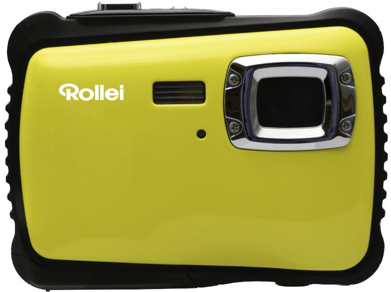 ROLLEI Sportsline 65 Digitalkamera Gelb, TFT-Display